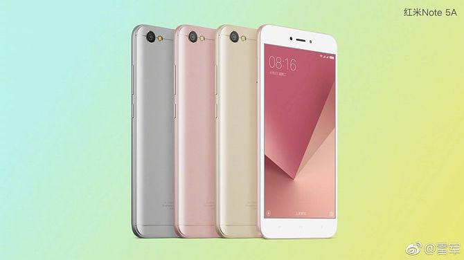 Xiaomi Redmi Note 5A Prime - smartfon w skandalicznej cenie [1]
