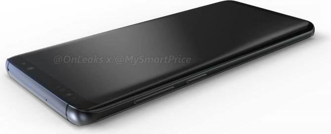 Czy tak ma wyglądać Samsung Galaxy S9? Są pierwsze rendery [5]