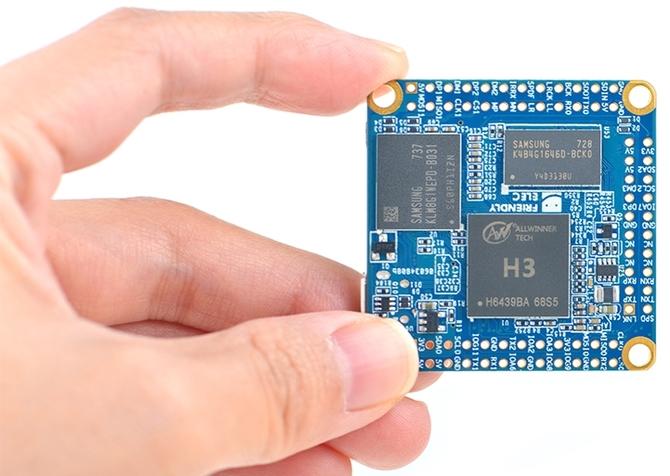 Miniaturowe komputey 4x4… centymetry: NanoPi NEO Core [3]