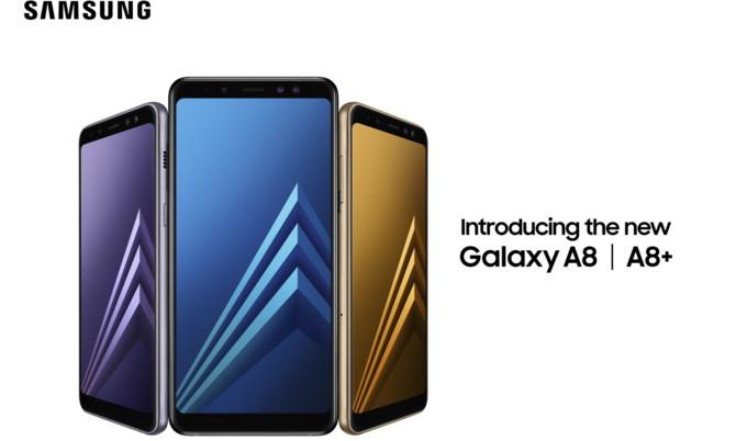 Samsung Galaxy A8 i A8+ - nowe średniaki zaprezentowane [1]