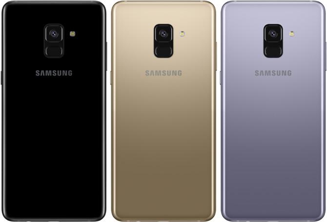 Samsung Galaxy A8 i A8+ - nowe średniaki zaprezentowane [3]
