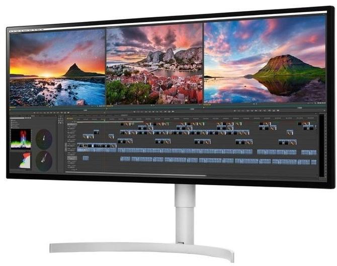 LG prezentuje nowe monitory ze wsparciem dla DisplayHDR 600 [1]