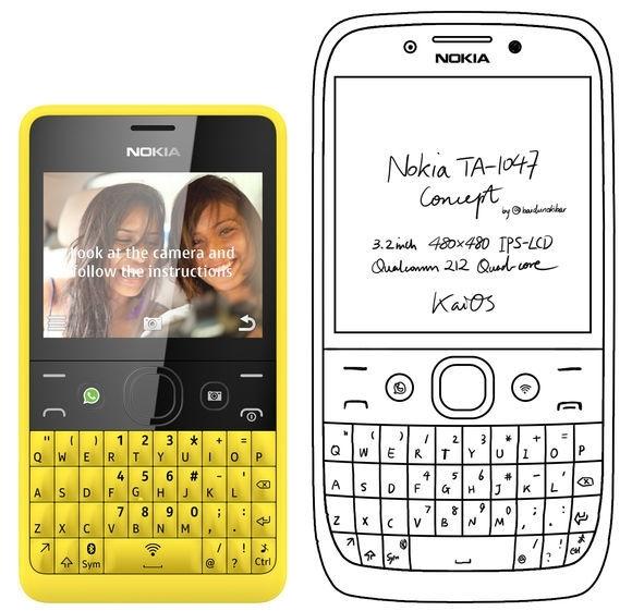Nokia przygotuje odświeżoną wersję kultowego modelu E71? [1]