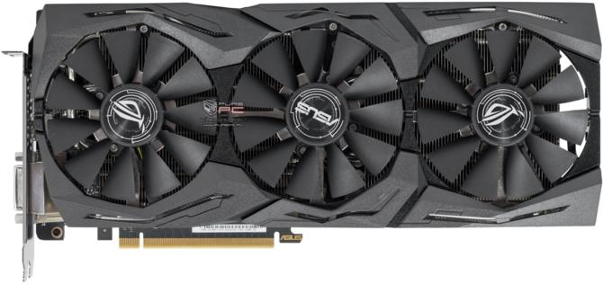 ASUS ukradkiem zmienił PCB w modelu ROG Strix GTX 1080 Ti [1]