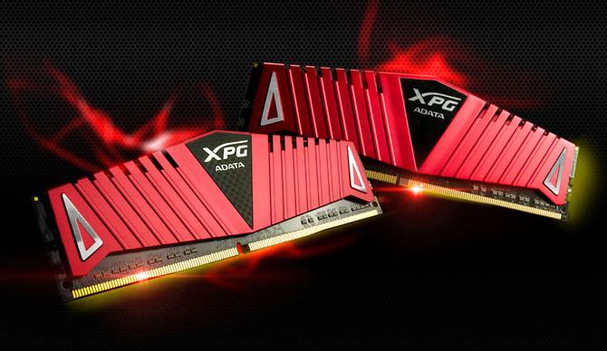 ADATA XPG Z1 - Flagowe pamięci DDR4 o taktowaniu 4600 MHz [1]