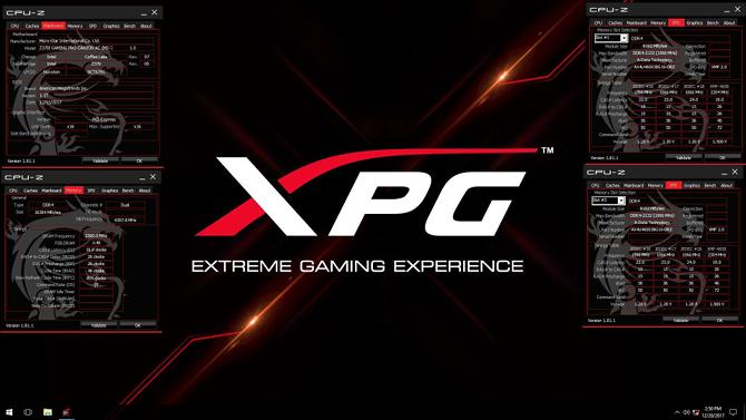 ADATA XPG Z1 - Flagowe pamięci DDR4 o taktowaniu 4600 MHz [nc1]