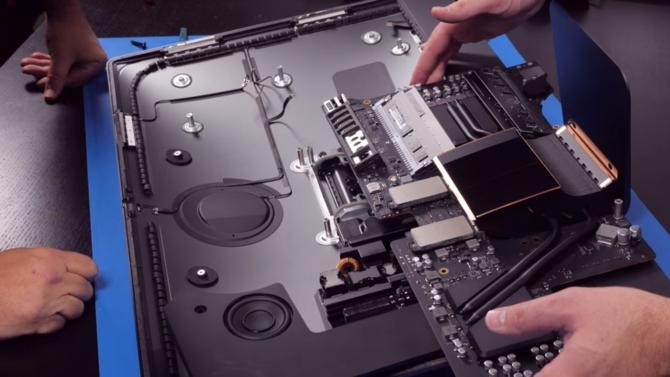 iMac Pro - na co możemy sobie pozwolić w przypadku rozbudowy [5]