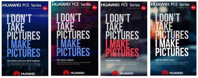 Do sieci wyciekł design Huawei P20 - będą trzy obiektywy [4]