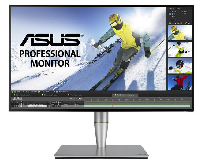 ASUS ProArt PA27AC - monitor z certyfikatem DisplayHDR 400 [1]