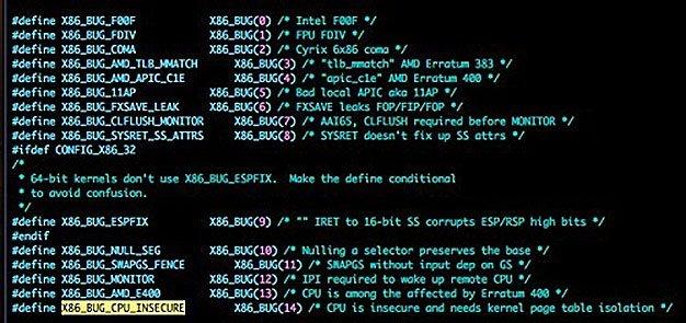 Kolejna luka w procesorach Intela poprawki mogą je spowolnić [1]