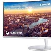 Samsung CJ791 - nowy monitor QLED z portem Thunderbolt 3