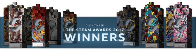 Poznaliśmy laureatów Nagród Steam 2017 - Wiedźmina znów doce [1]