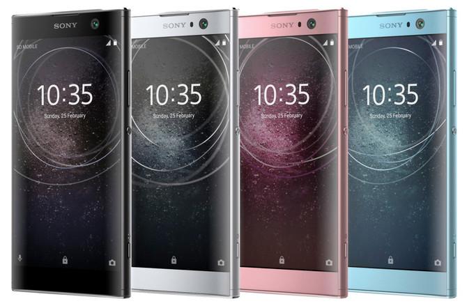 Na targach CES zobaczymy Sony Xperia XA2, XA2 Ultra i L2 [1]