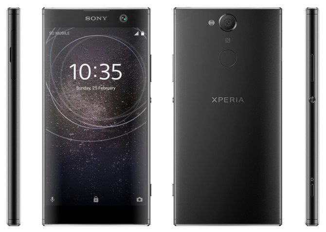 Na targach CES zobaczymy Sony Xperia XA2, XA2 Ultra i L2 [2]