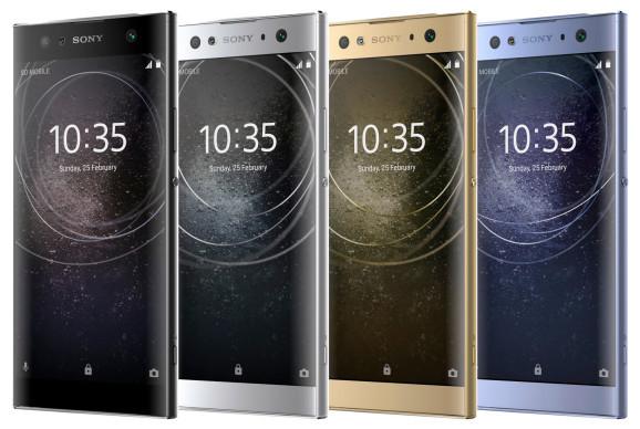 Na targach CES zobaczymy Sony Xperia XA2, XA2 Ultra i L2 [3]