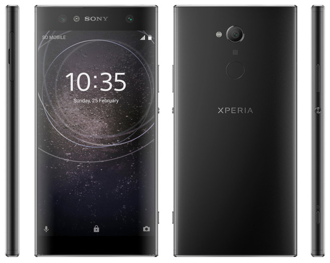Na targach CES zobaczymy Sony Xperia XA2, XA2 Ultra i L2 [4]