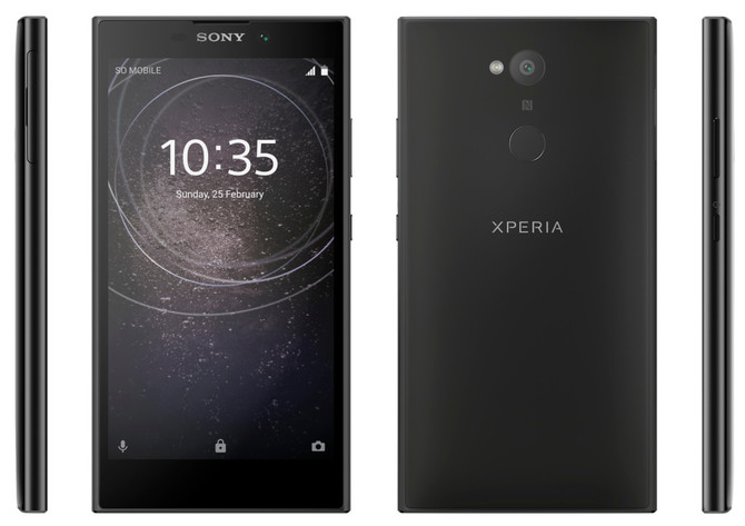 Na targach CES zobaczymy Sony Xperia XA2, XA2 Ultra i L2 [6]