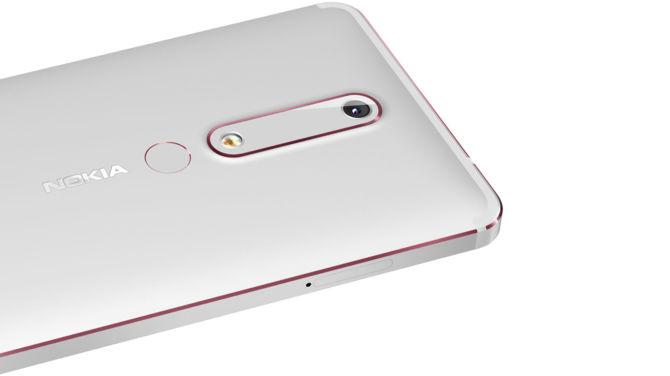 Nokia 6 (2018) - nowa wersja smartfona oficjalnie pokazana [1]
