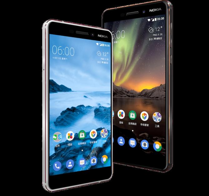 Nokia 6 (2018) - nowa wersja smartfona oficjalnie pokazana [2]