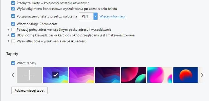 Opera 50 ze skryptem blokującym strony kopiące kryptowaluty [2]