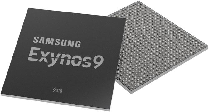Samsung prezentuje procesor mobilny Exynos 9810 [1]