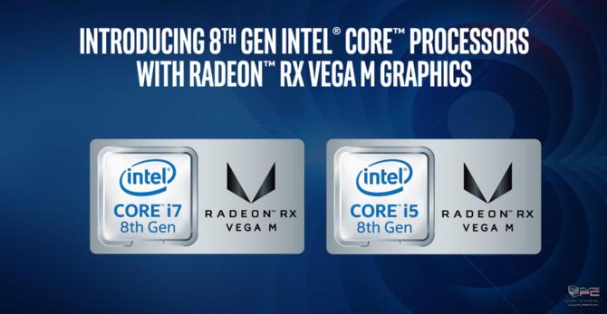 Intel prezentuje procesory Kaby Lake-G z układami AMD Vega [1]