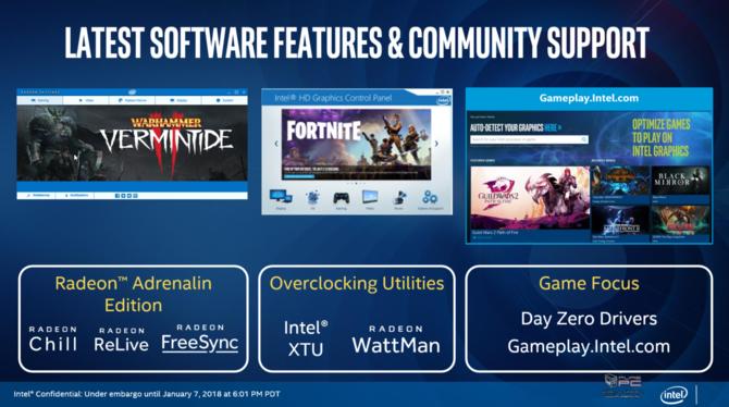 Intel prezentuje procesory Kaby Lake-G z układami AMD Vega [16]