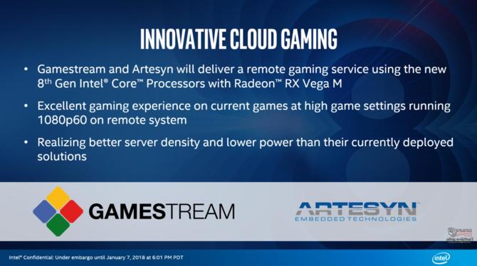 Intel prezentuje procesory Kaby Lake-G z układami AMD Vega [18]