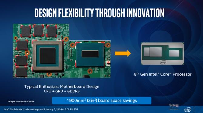 Intel prezentuje procesory Kaby Lake-G z układami AMD Vega [5]
