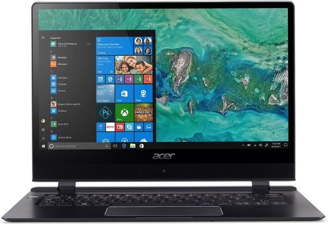 CES 2018: Acer prezentuje ultrabooka Swift 7 (2018) z LTE [1]