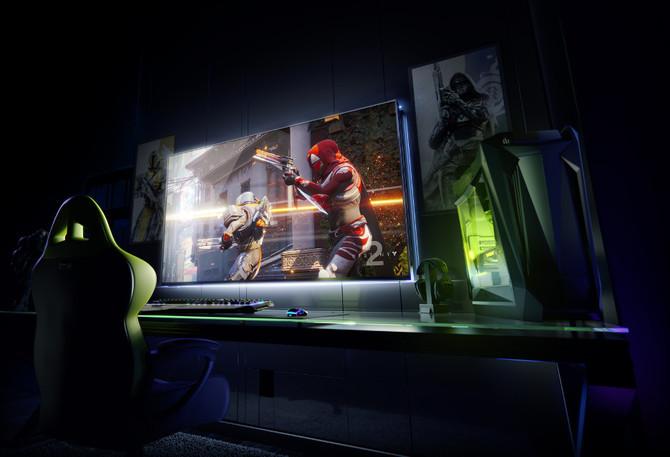CES 2018: NVIDIA ujawniła projekt Big Format Gaming Displays [1]