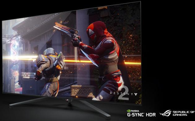 CES 2018: NVIDIA ujawniła projekt Big Format Gaming Displays [2]