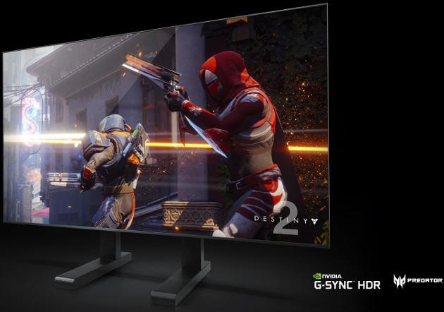 CES 2018: NVIDIA ujawniła projekt Big Format Gaming Displays [3]