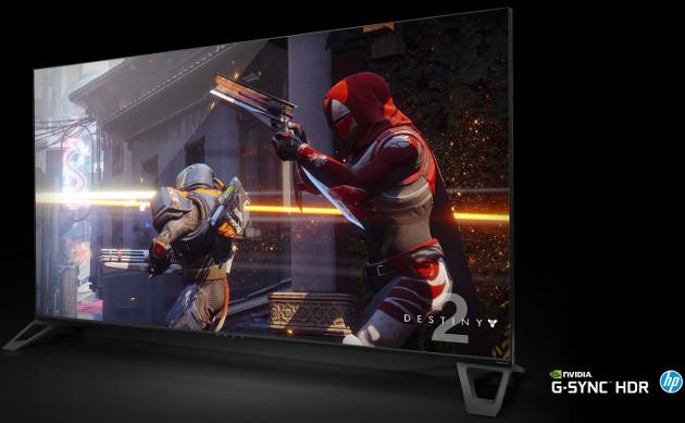 CES 2018: NVIDIA ujawniła projekt Big Format Gaming Displays [4]