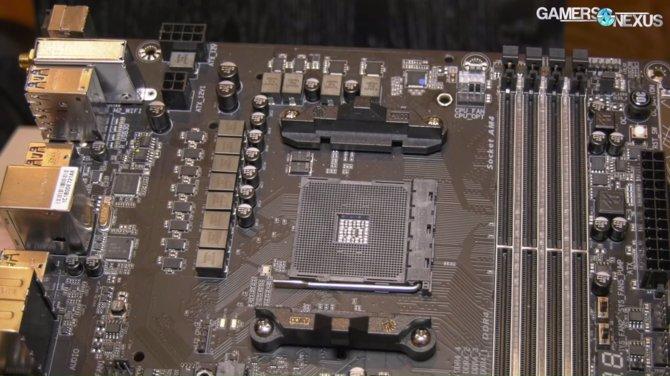 Gigabyte pokazuje pierwszą płytę główną z chipsetem AMD X470 [2]