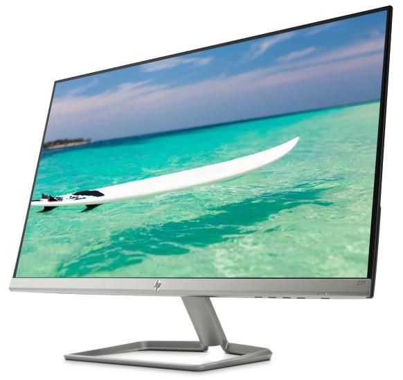 CES 2018: HP prezentuje przystępne cenowo monitory serii F [2]