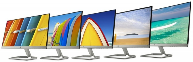 CES 2018: HP prezentuje przystępne cenowo monitory serii F [4]