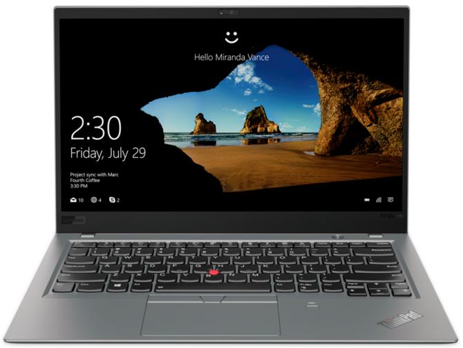 CES 2018: premiera Lenovo ThinkPad X1 Carbon 6 i X1 Yoga 3 [1]