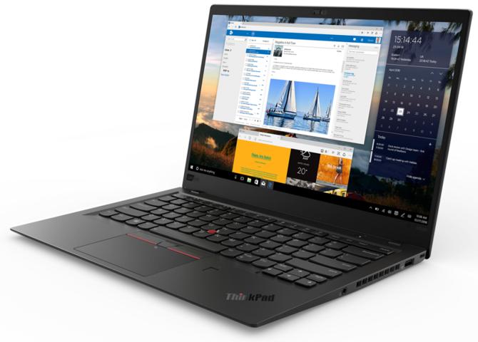 CES 2018: premiera Lenovo ThinkPad X1 Carbon 6 i X1 Yoga 3 [6]