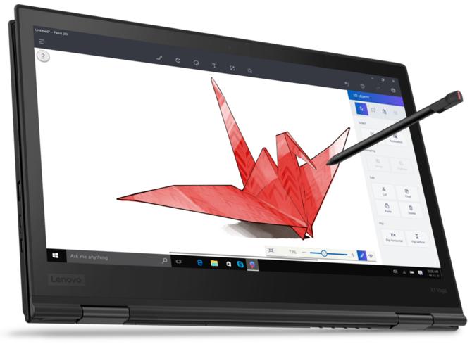 CES 2018: premiera Lenovo ThinkPad X1 Carbon 6 i X1 Yoga 3 [9]