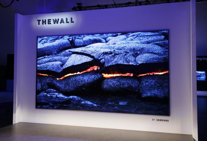 CES 2018: Nowości od Samsunga w segmencie telewizorów [1]