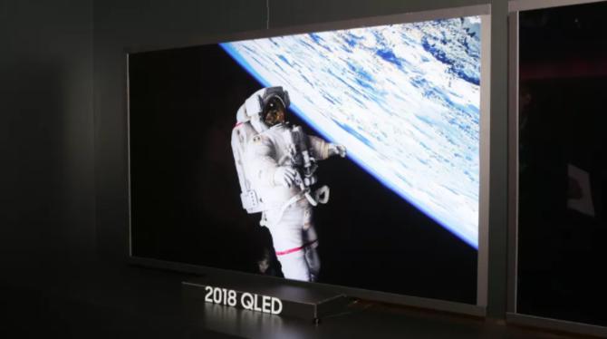 CES 2018: Nowości od Samsunga w segmencie telewizorów [4]