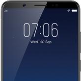 CES 2018: Smartfon  z czytnikiem linii papilarnych w ekranie
