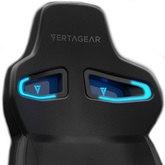 CES 2018: Vertagear PL4500 - fotel z podświetleniem LED RGB