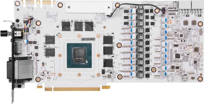 GALAX GTX 1070 Ti Hall of Fame - Karta z wyświetlaczem LCD [2]