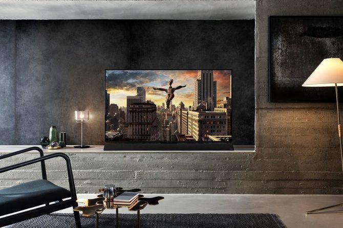 CES 2018: Nowości od Panasonica - TV OLED i Ultra HD Blu-ray [1]