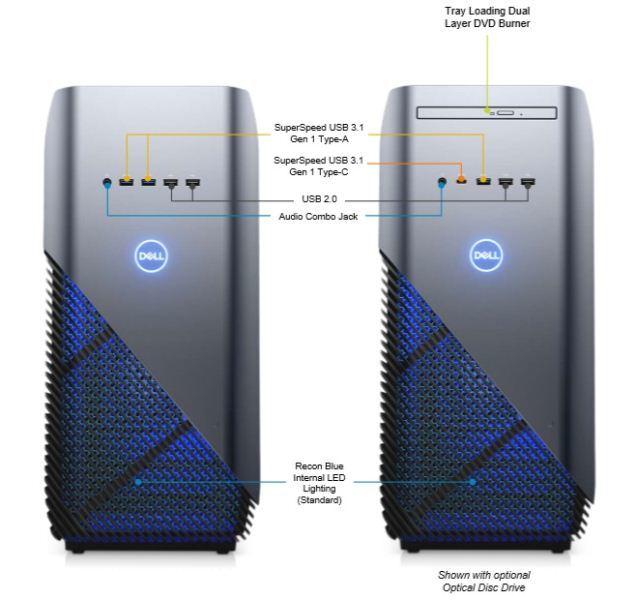 CES 2018: Dell prezentuje desktopa Inspiron 5680 z GTX 10x0 [2]