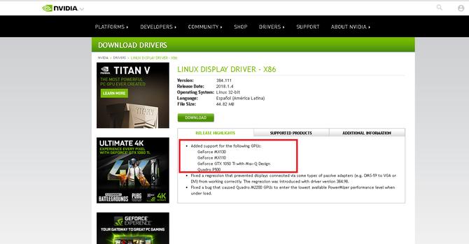 GeForce GTX 1050 Max-Q - odpowiedź NVIDII na Kaby Lake-G [2]