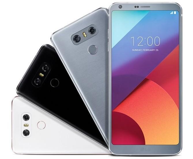 LG G7 - do sieci trafiła garść nowych informacji [1]