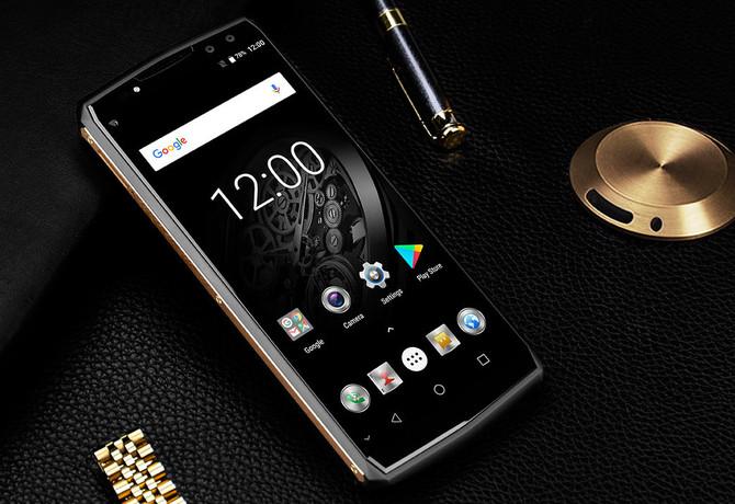 Oukitel K10 - smartfon z baterią o pojemności 11000 mAh [1]